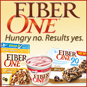 Fiber One: Cereal, Snack Bars, & Yogurt