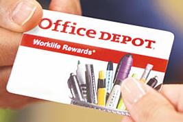 Office Depot Worklife Rewards